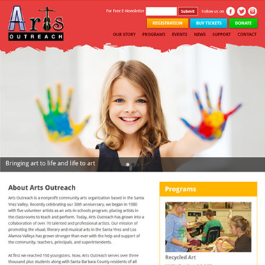 Arts Outreach