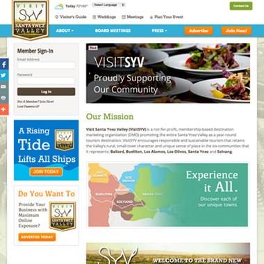 Visit Santa Ynez Valley